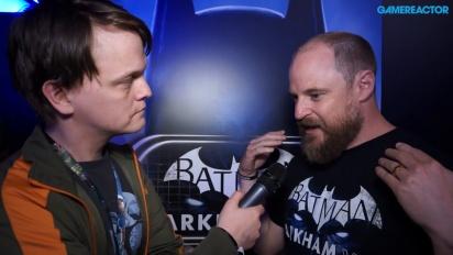 Batman: Arkham VR - Entrevista a Dax Ginn
