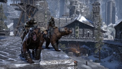 The Elder Scrolls Online - Orsinium One Year Anniversary Trailer