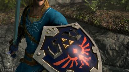 The Elder Scrolls V: Skyrim - Tráiler para Nintendo Switch del E3 2017