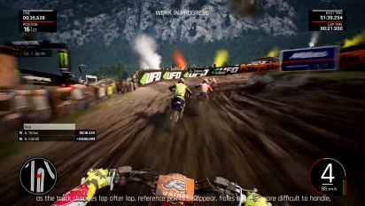 MXGP Pro - Making of Trailer
