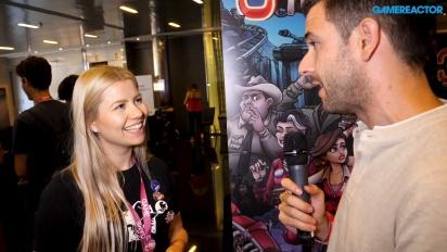 3 Minutes to Midnight - Entrevista a Pavlina Kacerova