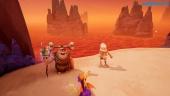 Spyro: Reignited Trilogy - Hilo dental en Páramo Skelos