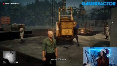 Hitman 2: El Revolucionario - Replay del Livestream