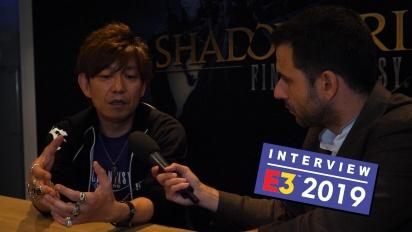 Final Fantasy XIV: Shadowbringers - Entrevista a Naoki Yoshida