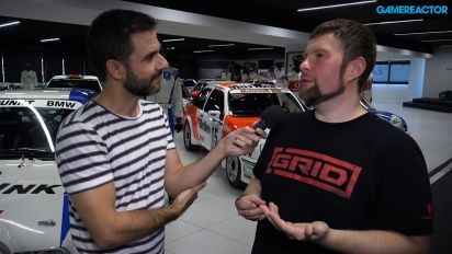 Grid - Entrevista a Mike Moreton