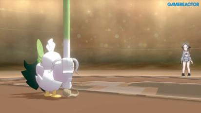 Pokémon Espada y Escudo - Gimnasio 6 tipo Roca y su líder Morris