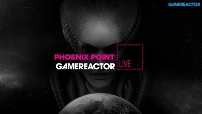 Phoenix Point - Replay del Livestream Día 1