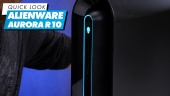 El Vistazo - Dell Alienware Aurora R10