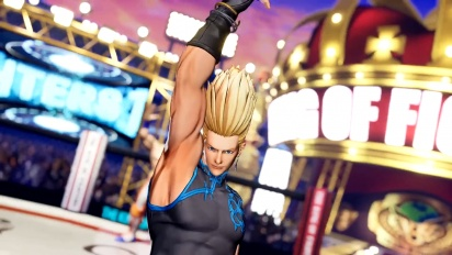 The King of Fighters XV - Benimaru Nikaido Character Trailer