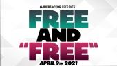 FREE & 'Free' - April 9th 2021