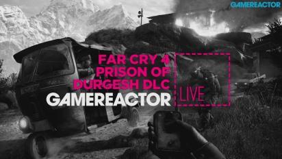 Far Cry 4 - Escapa de la prisión de Durgesh - Repetición del Livestream