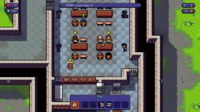 The Escapists - Welcome to Center Perks Trailer