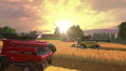 Farming Simulator 15 - Console Teaser Gameplay