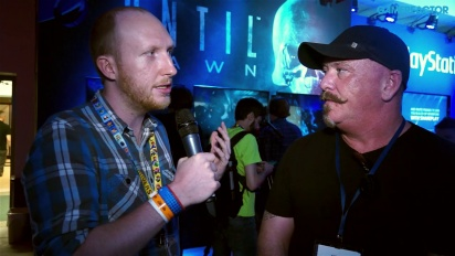 Until Dawn - Entrevista al director creativo ejecutivo