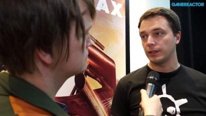 Mad Max - Entrevista a Marcus Andrews