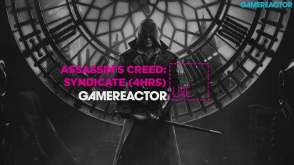 Assassin's Creed: Syndicate - Livestream de lanzamiento parte 1