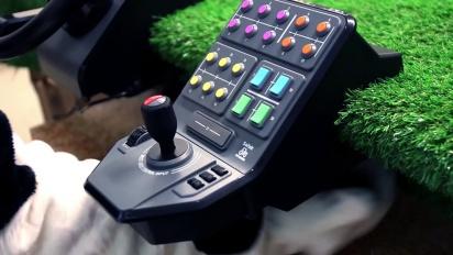 Farming Simulator 15 - Official Wheel Bundle Trailer
