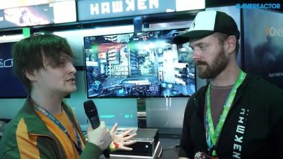 Hawken - Entrevista a Joshua Clausen