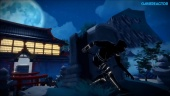 Aragami: Out of the Shadows - Entrevista a David León
