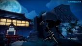 Aragami: Out of the Shadows - Entrevista a David León