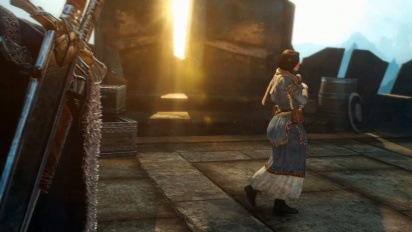 Sombras de Mordor - Gameplay PS4 Pro