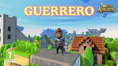 Portal Knights - Tráiler español fecha de lanzamiento
