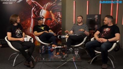 Tekken 7 Nordic Tour - Gran Final, primera parte