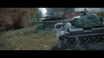 World of Tanks - Tráiler del 4º Aniversario de la versión consolas