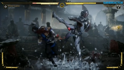 Mortal Kombat 11 - Gameplay Sub-Zero vs. Geras