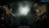 Mortal Kombat 11 - Gameplay Scorpion vs. Baraka