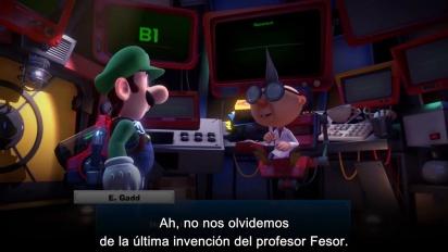 Luigi's Mansion 3 - Tráiler español E3 2019