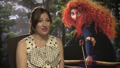 Brave: The Video Game - Kelly McDonald Interview Trailer