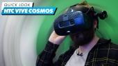HTC Vive Cosmos - Quick Look