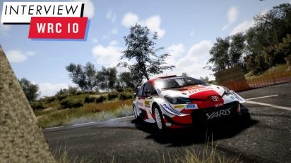 WRC 10 - Entrevista a Alain Jarniou