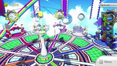 Nintendo Land - tráiler de lanzamiento español, 12 atracciones