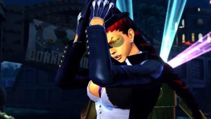 Marvel vs Capcom 3: Fate of Two Worlds - Crimson Viper Gameplay