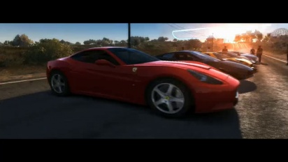 Test Drive Unlimited 2 - Multiplayer Trailer