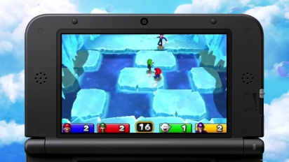 Mario Party: Island Tour - 3DS Trailer