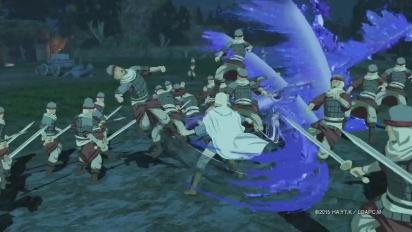 Arslan: The Warriors of Legend - MCM Comic Con Trailer