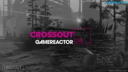 Crossout beta - Replay del Livestream