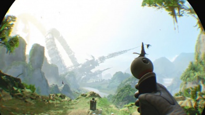Robinson: The Journey - Gameplay PS4 básica