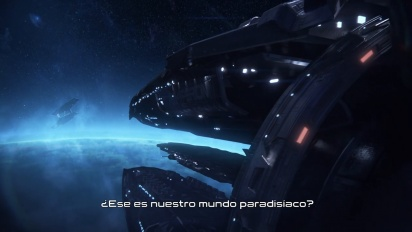 Mass Effect: Andromeda - Tráiler cinematográfico español