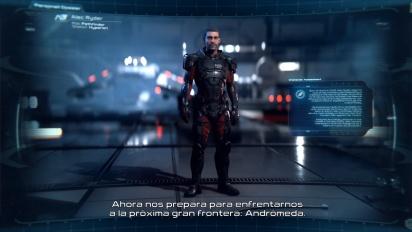 Mass Effect: Andromeda - Iniciativa Andromeda: Instrucción Sobre el Equipo Pionero