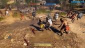 Assassin's Creed Odyssey - Gameplay Batalla de Conquista en Megaris