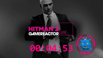 Hitman 2 - Replay del Livestream