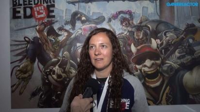 Bleeding Edge - Entrevista a Rahni Tucker dentro del E3
