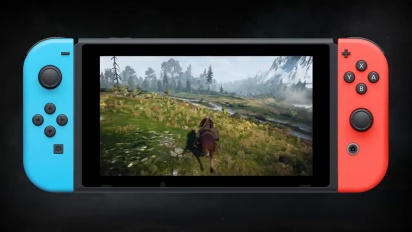 The Witcher 3: Wild Hunt - Complete Edition - Nintendo Switch Release Date Trailer