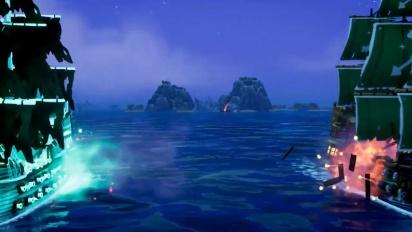 King of Seas - Announcement Trailer