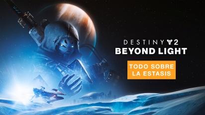 Destiny 2: Más allá de la Luz - TODO sobre la ESTASIS (Patrocinado)