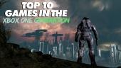 Top 10 - Los mejores juegos de Xbox One de la historia